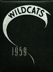 Page 1, 1959 Edition, Piedmont High School - Wildcats Yearbook (Piedmont, OK) online yearbook collection