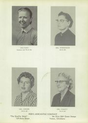 Page 13, 1959 Edition, Piedmont High School - Wildcats Yearbook (Piedmont, OK) online yearbook collection
