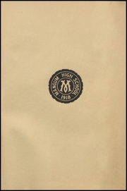 Page 5, 1918 Edition, Mangum High School - Tiger Yearbook (Mangum, OK) online yearbook collection