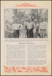 Page 13, 1938 Edition, Mangum High School - Tiger Yearbook (Mangum, OK) online yearbook collection
