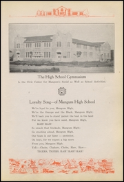 Page 15, 1938 Edition, Mangum High School - Tiger Yearbook (Mangum, OK) online yearbook collection