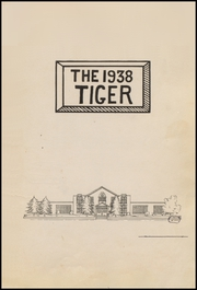 Page 5, 1938 Edition, Mangum High School - Tiger Yearbook (Mangum, OK) online yearbook collection