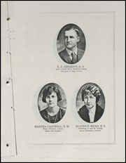 Page 9, 1925 Edition, Beggs High School - Demonite Yearbook (Beggs, OK) online yearbook collection