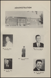 Page 11, 1947 Edition, Beggs High School - Demonite Yearbook (Beggs, OK) online yearbook collection