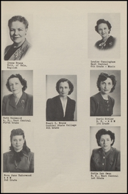 Page 17, 1947 Edition, Beggs High School - Demonite Yearbook (Beggs, OK) online yearbook collection