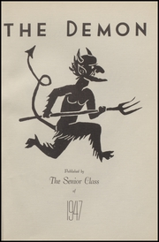 Page 7, 1947 Edition, Beggs High School - Demonite Yearbook (Beggs, OK) online yearbook collection