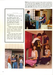 Page 10, 1981 Edition, Beggs High School - Demonite Yearbook (Beggs, OK) online yearbook collection