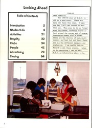 Page 6, 1981 Edition, Beggs High School - Demonite Yearbook (Beggs, OK) online yearbook collection