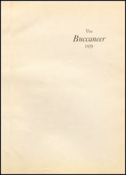 Page 5, 1929 Edition, Tonkawa High School - Buccaneer Yearbook (Tonkawa, OK) online yearbook collection