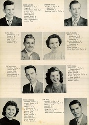 Page 18, 1951 Edition, Tonkawa High School - Buccaneer Yearbook (Tonkawa, OK) online yearbook collection