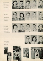 Page 21, 1951 Edition, Tonkawa High School - Buccaneer Yearbook (Tonkawa, OK) online yearbook collection