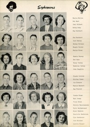 Page 22, 1951 Edition, Tonkawa High School - Buccaneer Yearbook (Tonkawa, OK) online yearbook collection