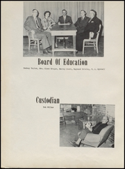 Page 10, 1955 Edition, Tonkawa High School - Buccaneer Yearbook (Tonkawa, OK) online yearbook collection