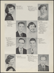 Page 15, 1955 Edition, Tonkawa High School - Buccaneer Yearbook (Tonkawa, OK) online yearbook collection