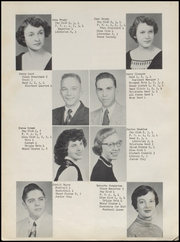 Page 16, 1955 Edition, Tonkawa High School - Buccaneer Yearbook (Tonkawa, OK) online yearbook collection