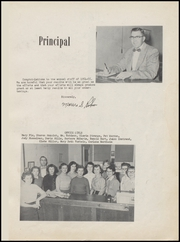 Page 7, 1955 Edition, Tonkawa High School - Buccaneer Yearbook (Tonkawa, OK) online yearbook collection