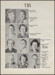 Page 8, 1955 Edition, Tonkawa High School - Buccaneer Yearbook (Tonkawa, OK) online yearbook collection