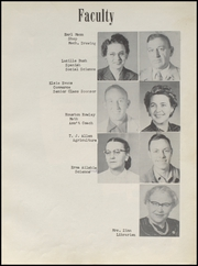 Page 9, 1955 Edition, Tonkawa High School - Buccaneer Yearbook (Tonkawa, OK) online yearbook collection