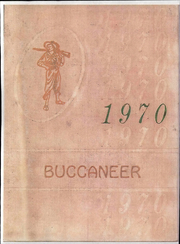 Page 1, 1970 Edition, Tonkawa High School - Buccaneer Yearbook (Tonkawa, OK) online yearbook collection