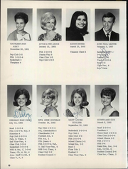 Page 16, 1970 Edition, Tonkawa High School - Buccaneer Yearbook (Tonkawa, OK) online yearbook collection