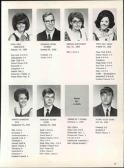 Page 17, 1970 Edition, Tonkawa High School - Buccaneer Yearbook (Tonkawa, OK) online yearbook collection