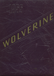 Page 1, 1955 Edition, Vian High School - Wolverine Yearbook (Vian, OK) online yearbook collection
