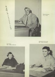Page 10, 1955 Edition, Vian High School - Wolverine Yearbook (Vian, OK) online yearbook collection