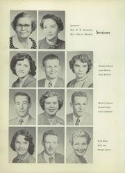 Page 12, 1955 Edition, Vian High School - Wolverine Yearbook (Vian, OK) online yearbook collection