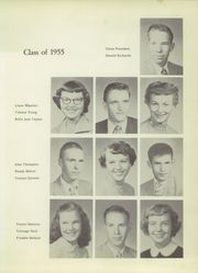 Page 13, 1955 Edition, Vian High School - Wolverine Yearbook (Vian, OK) online yearbook collection