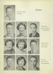 Page 14, 1955 Edition, Vian High School - Wolverine Yearbook (Vian, OK) online yearbook collection