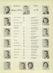 Page 15, 1955 Edition, Vian High School - Wolverine Yearbook (Vian, OK) online yearbook collection