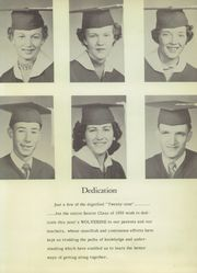 Page 7, 1955 Edition, Vian High School - Wolverine Yearbook (Vian, OK) online yearbook collection