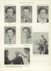 Page 13, 1956 Edition, Vian High School - Wolverine Yearbook (Vian, OK) online yearbook collection