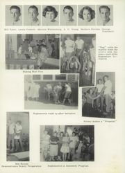 Page 20, 1956 Edition, Vian High School - Wolverine Yearbook (Vian, OK) online yearbook collection