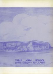 Page 3, 1956 Edition, Vian High School - Wolverine Yearbook (Vian, OK) online yearbook collection