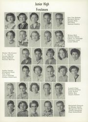 Page 34, 1956 Edition, Vian High School - Wolverine Yearbook (Vian, OK) online yearbook collection