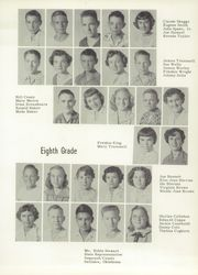 Page 35, 1956 Edition, Vian High School - Wolverine Yearbook (Vian, OK) online yearbook collection