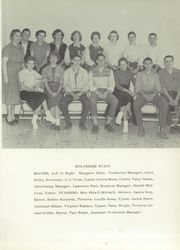 Page 7, 1956 Edition, Vian High School - Wolverine Yearbook (Vian, OK) online yearbook collection