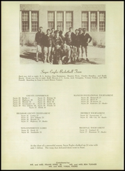 Page 60, 1947 Edition, Sayre High School - Eagle Yearbook (Sayre, OK) online yearbook collection
