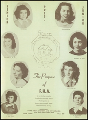 Page 61, 1947 Edition, Sayre High School - Eagle Yearbook (Sayre, OK) online yearbook collection