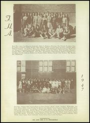 Page 62, 1947 Edition, Sayre High School - Eagle Yearbook (Sayre, OK) online yearbook collection