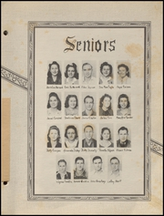 Page 17, 1942 Edition, Westville High School - Yellow Jacket Yearbook (Westville, OK) online yearbook collection