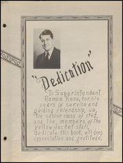 Page 7, 1942 Edition, Westville High School - Yellow Jacket Yearbook (Westville, OK) online yearbook collection
