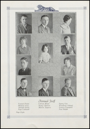 Page 12, 1929 Edition, Commerce High School - Bengal Tales Yearbook (Commerce, OK) online yearbook collection