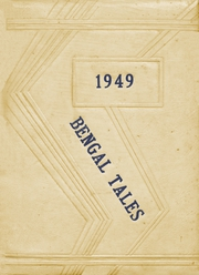 Page 1, 1949 Edition, Commerce High School - Bengal Tales Yearbook (Commerce, OK) online yearbook collection