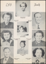 Page 11, 1951 Edition, Commerce High School - Bengal Tales Yearbook (Commerce, OK) online yearbook collection