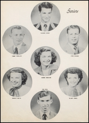 Page 12, 1951 Edition, Commerce High School - Bengal Tales Yearbook (Commerce, OK) online yearbook collection