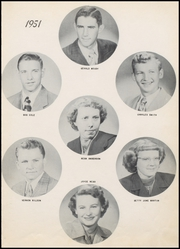 Page 13, 1951 Edition, Commerce High School - Bengal Tales Yearbook (Commerce, OK) online yearbook collection