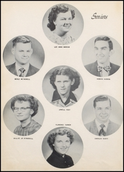 Page 14, 1951 Edition, Commerce High School - Bengal Tales Yearbook (Commerce, OK) online yearbook collection