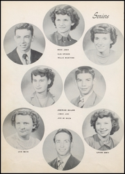 Page 16, 1951 Edition, Commerce High School - Bengal Tales Yearbook (Commerce, OK) online yearbook collection